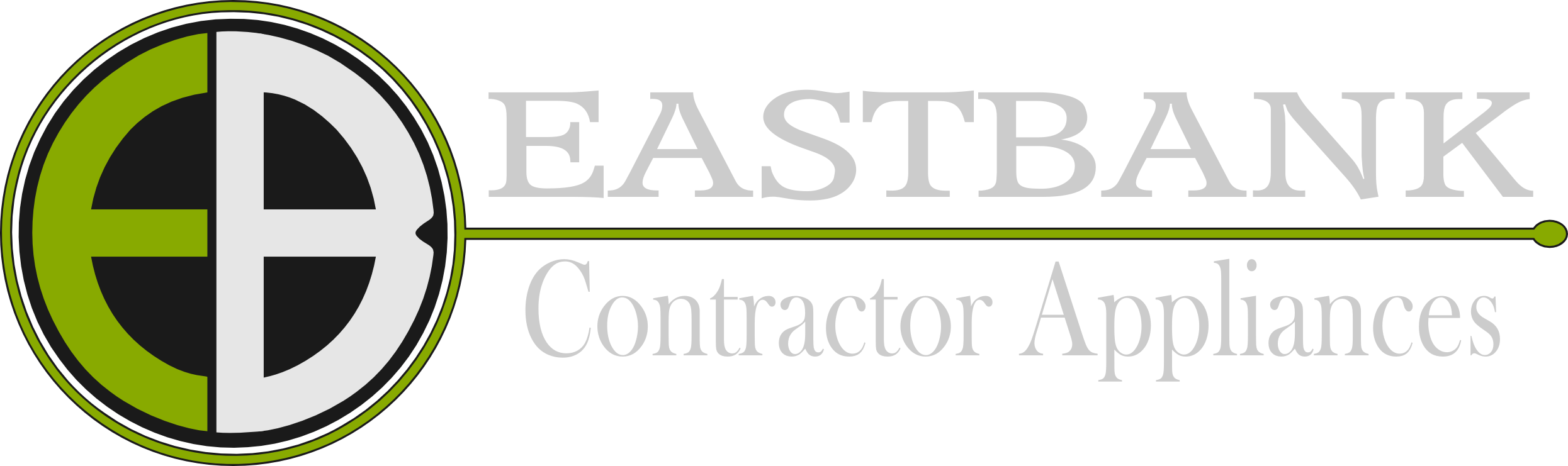 Eastbank Contractor Appliances Logo